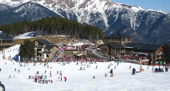 Pista de esquí de Vallnord