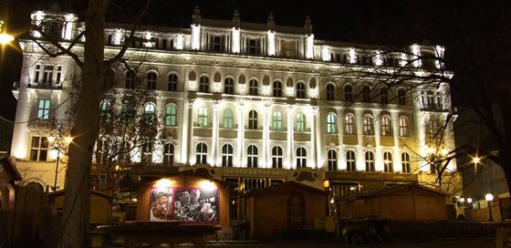 Budapest Vorosmarty