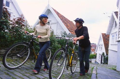 biciletas noruega