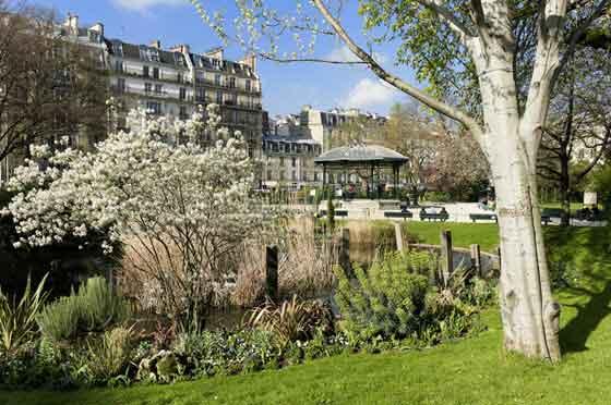 Le Marais aún conserva el espíritu del París más tradicional y seductor