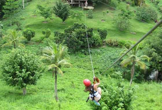 En la República Dominicana se pueden realizar todo tipo de actividades relacionadas con la Naturaleza