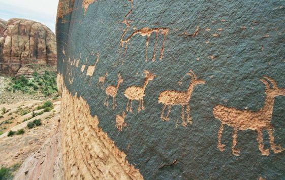 Los petroglifos del parque nacional de Kakadu tienen más de 20.000 años de antigüedad