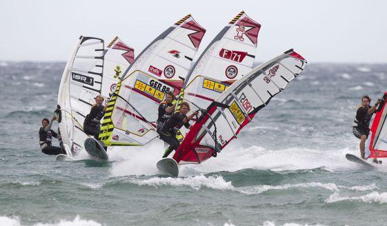 La Costa Brava, ideal para la práctica de deportes náuticos
