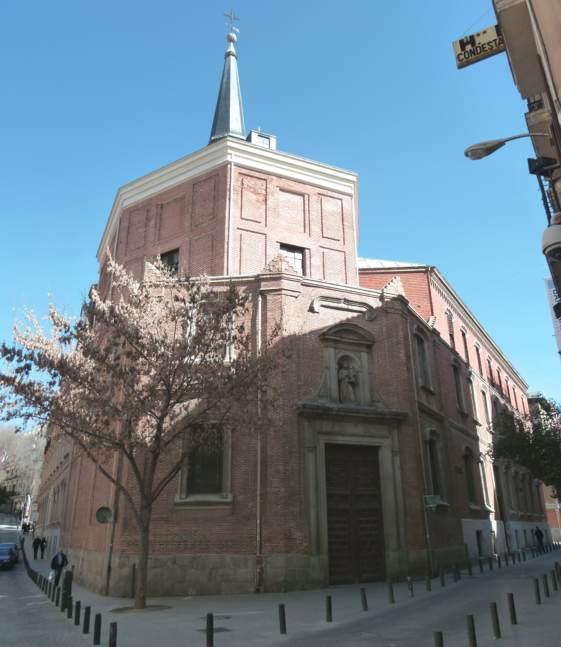 La Iglesia de San Antonio de los Alemanes es uno de las construcciones más destacadas del Barroco madrileño.