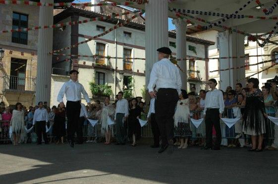 En Ordizia, además del Concurso de Quesos de oveja latxa, se celebran multitud de actividades.