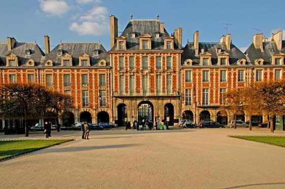 Place du Vosgues, París