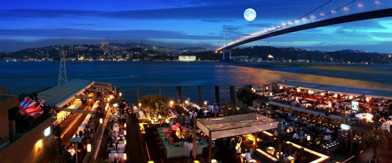 Reina Club & Restaurant, Estambul