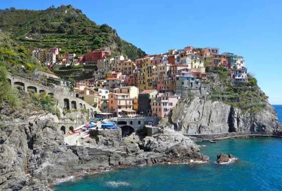 cinque Terre, Italia