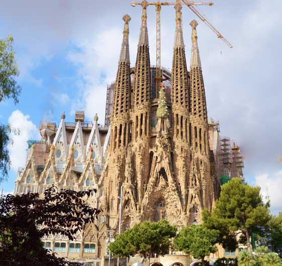 Catedral de la Sagrada Familia, Barcelona