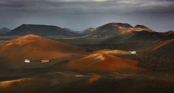 Timanfaya. Foto: Blinkingidiot
