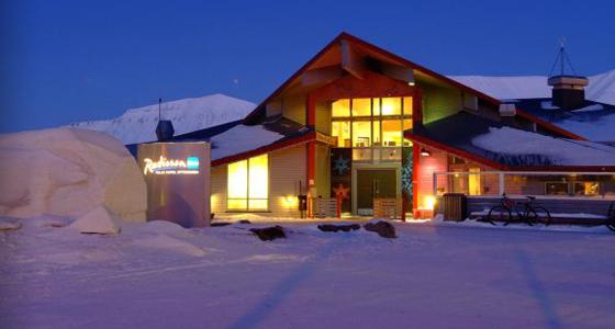 Radisson SAS Polar Hotel