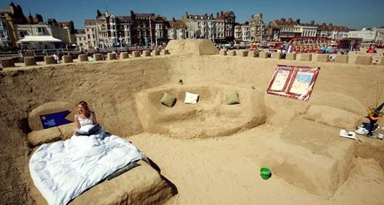 Foto Sand Castle: vicked.vicky