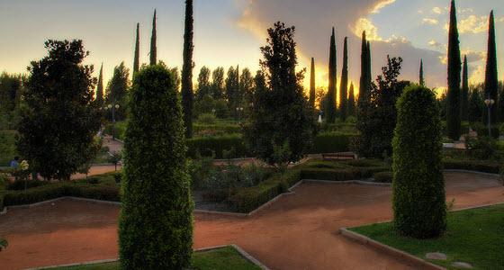 Parque García Lorca, Granada