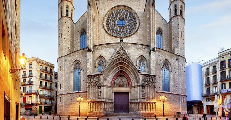 Santa María del Mar (iStock)