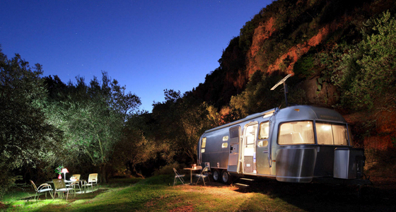 Airstream Andalucía / Foto: Airbnb