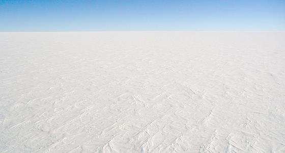Desierto de la Antártica