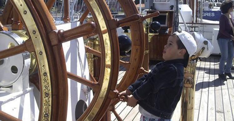 Museo de la Marina (Facebook del museo)