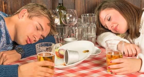 No bebas demasiado