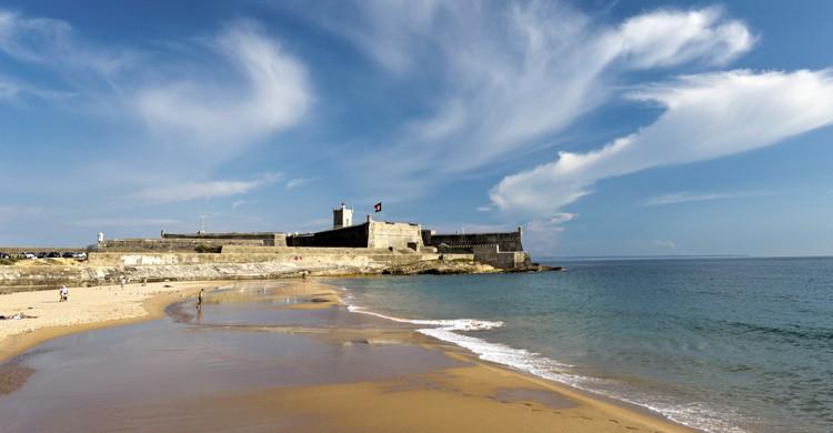 Playa de Carcavelos (iStock)