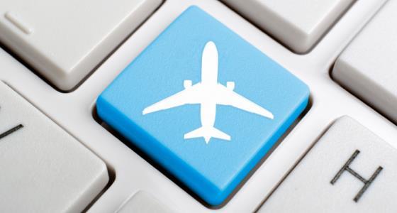 aerolínea web