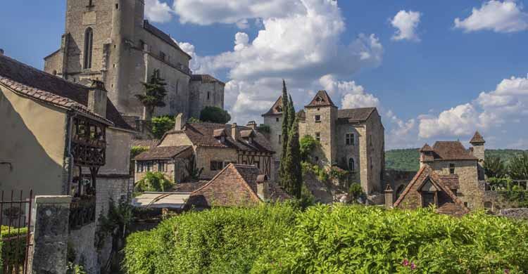 Saint Cirq Lapopie (iStock)