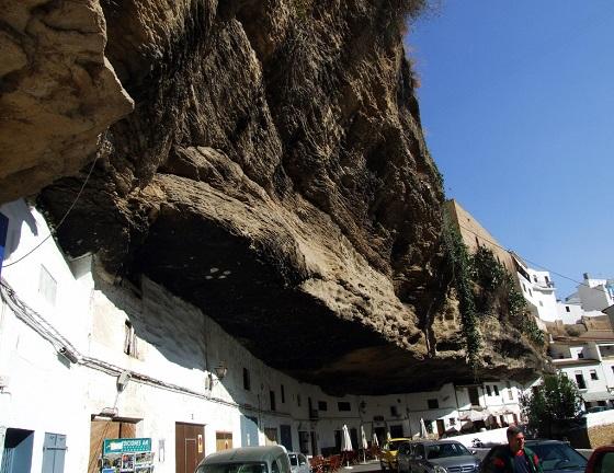 Setenil de las Bodegas. Foto: Flickr / Creative commons / José Luis Sánchez Mesa
