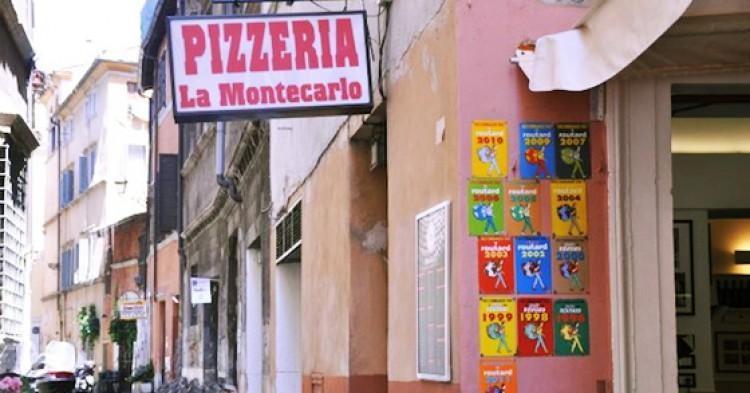 En la pizzería Montecarlo comerás por muy poco.