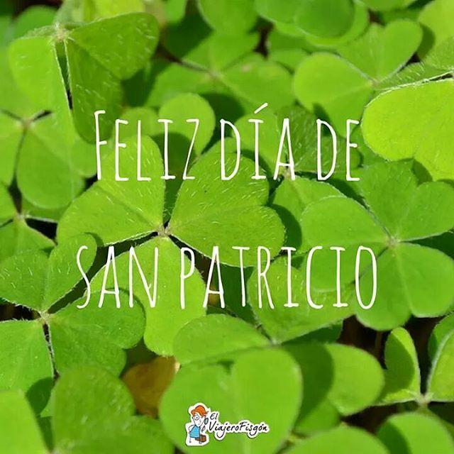 Hoy se celebra San Patricio patrn de los Irlandeses! Cmohellip