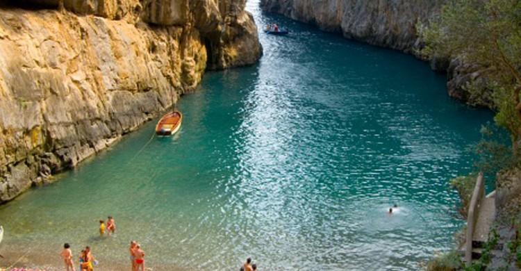 Playa de Furore (Flickr)