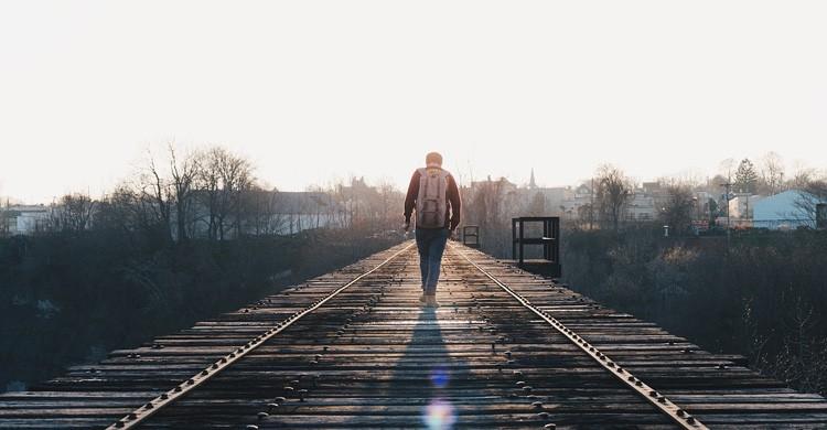 Caminar (Pixabay)