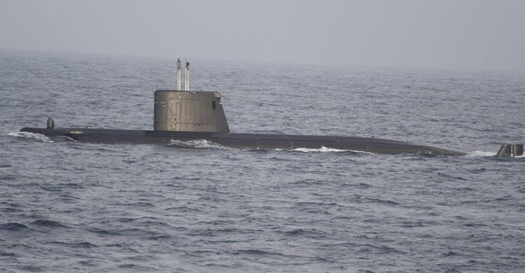 Imagen de un submarino español. BuquesdeGuerra.com (Flickr).