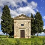 Capilla de Vitaleta  Pienza Toscana Italia elviajerofisgon church architecturehellip