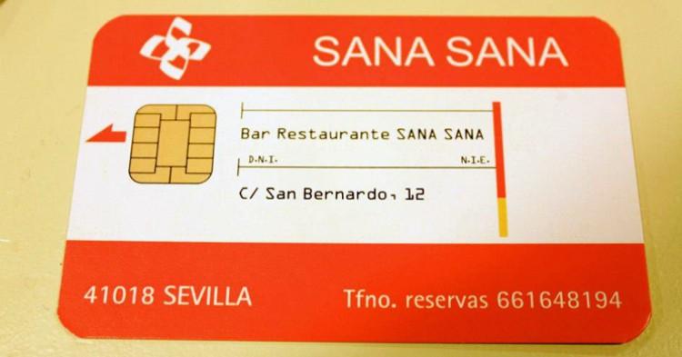 Sana Sana, Sevilla
