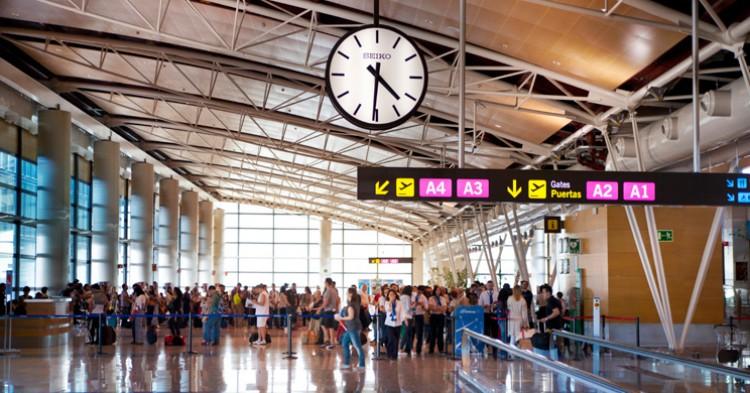 Aeropuerto Adolfo Suárez Madrid-Barajas. iStock