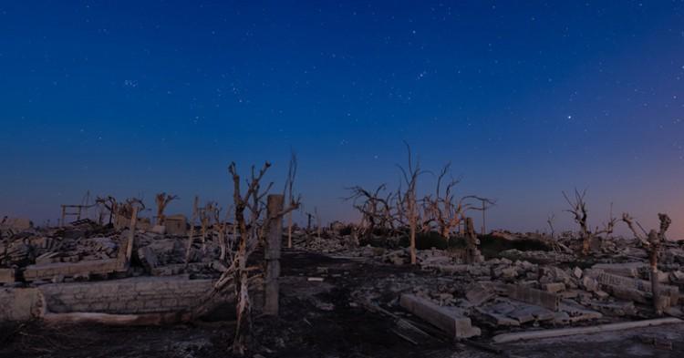 Epecuén. Luis Argerich (Flickr)