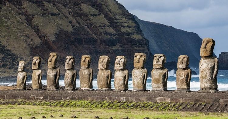 Isla de Pascua, Chile (iStock)