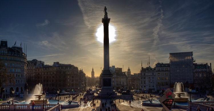 Trafalgar Square (Flickr)