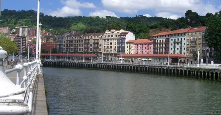 Ría de Bilbao. Alex Lillo (Flickr)