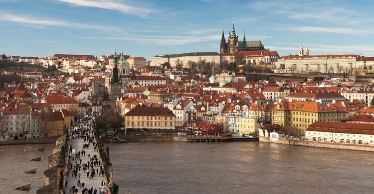 Vistas de la ciudad. LenDog64 (Flickr)