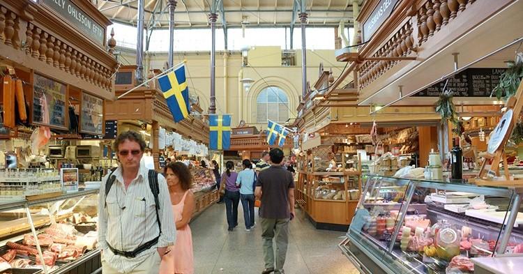 Mercado de Saluhall (Cha già José, Flickr)