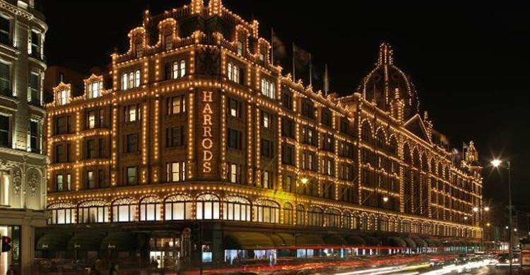 Harrods (Visit London)