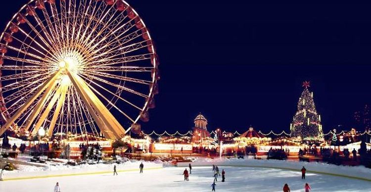Winter Wonderland (Visit London)
