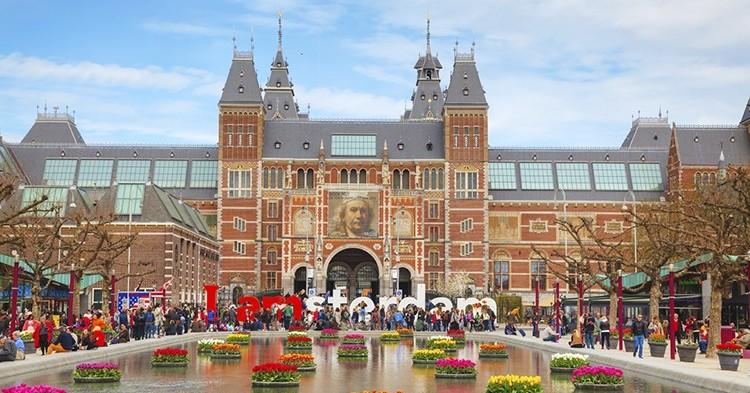 El Rijksmuseum (iStock)