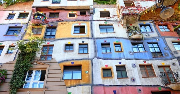 La casa de Hundertwasser (iStock)
