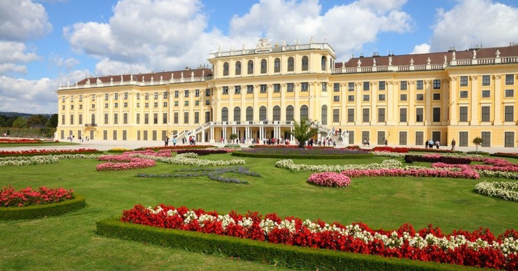 Palacio de Schönbrunn (iStock)