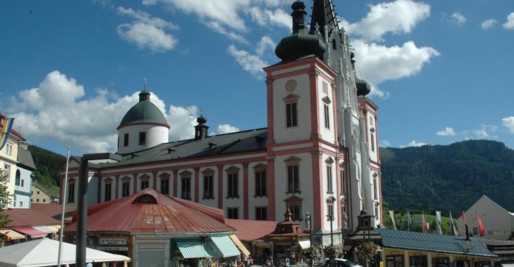 Mariazell. Weisserstier (Flickr)