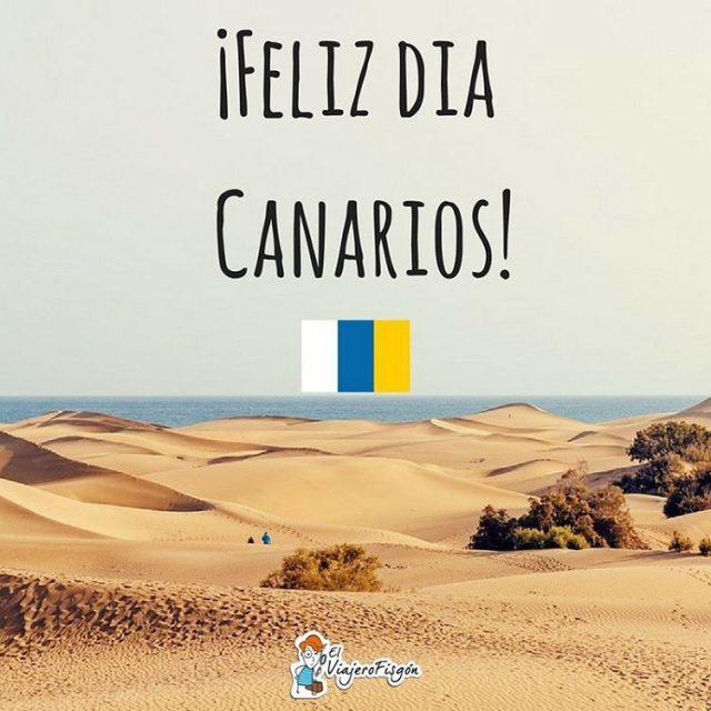 Hoy se celebra el Da de Canarias! Feliz da! hellip