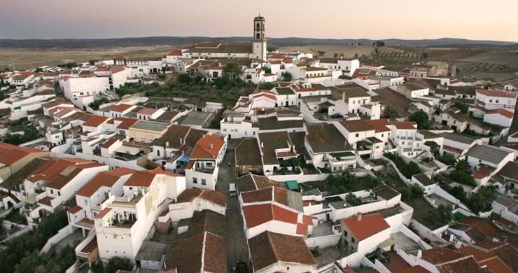 Vista aérea de Fuente Obejuna. (Ayuntamiento de Fuente Obejuna)