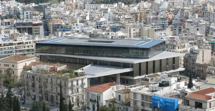 Nuevo museo de la Acrópolis. Tilemahos Efthimiadis (Flickr)