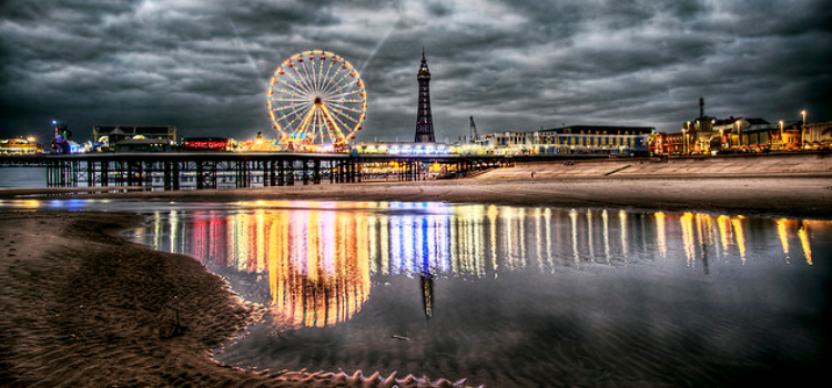 Blackpool - Andrew Gaskell (Flickr)